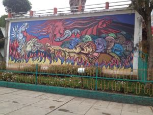 Abancay - Memorial por el flagelo de Sendero Luminoso