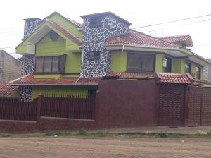 Casa en Sígsig