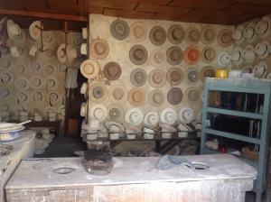 Reparadora de sombreros de toquilla